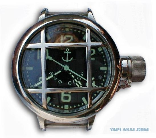 Часы швейцарские и японские в магазине ClockShopru