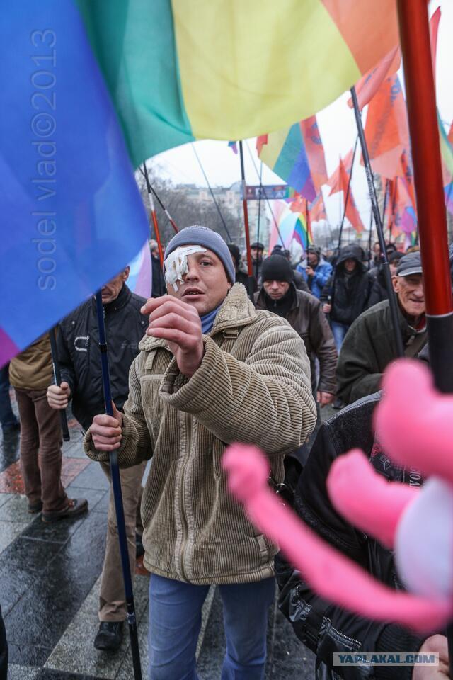 Евромайдан в столице объединился - Цензор.НЕТ 7212