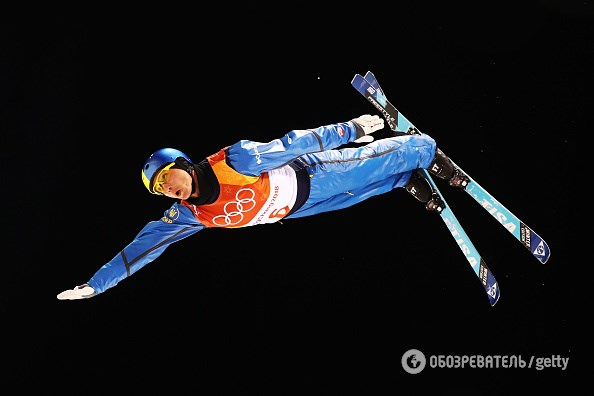 Александр Абраменко выиграл золотую медаль Олимпийским игр-2018 в Пхенчхане