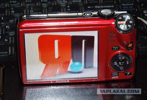Fujifilm FinePix F500 EXR продам мск