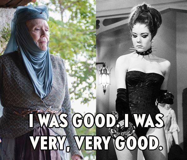 Я была хороша. Я была очень, очень хороша