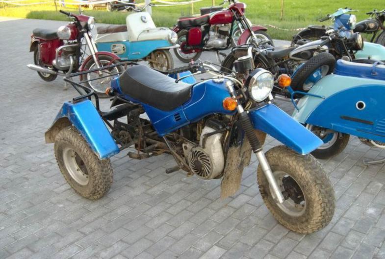 Мотоциклы Тульского машиностроительного завода.