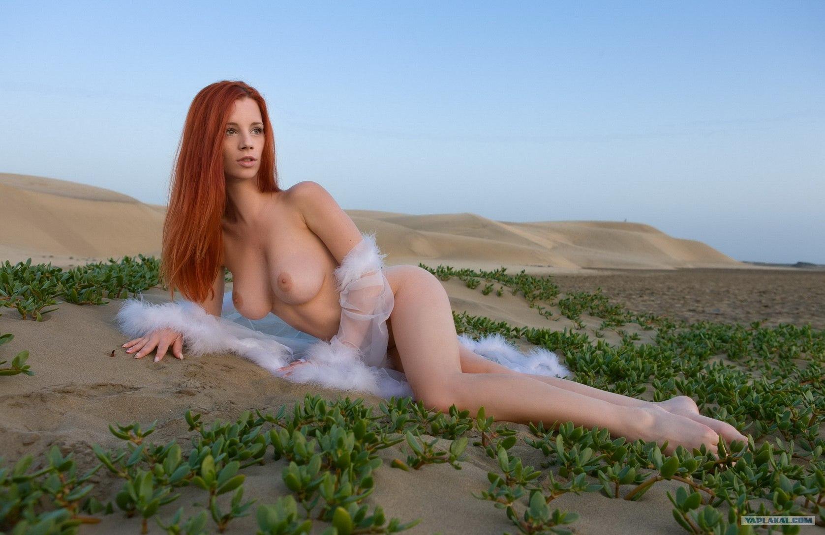 Рыжие полностью голые девушки 22 фотография