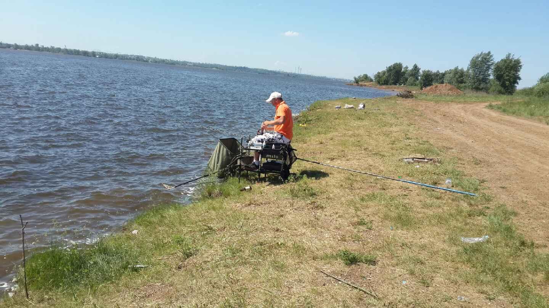 рыбалка в мае на каме
