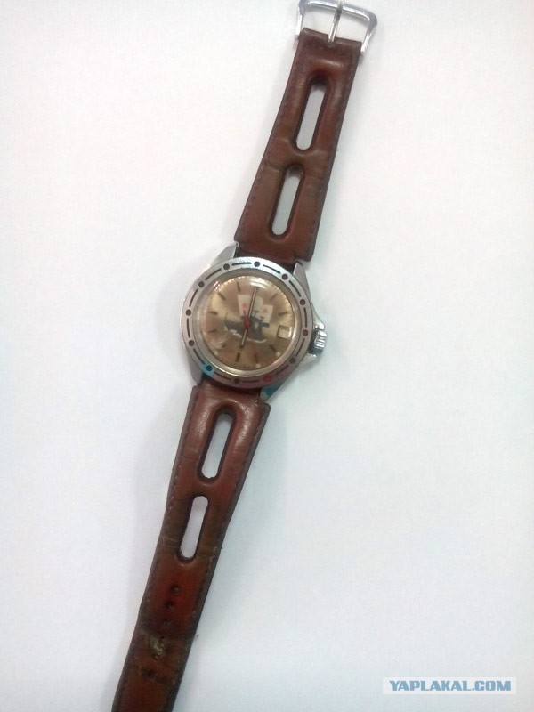 Найдены часы в Москве