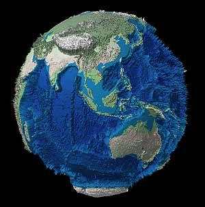 Скачать глобуса земного шара 3d