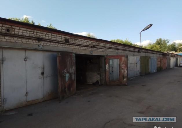 Продам гараж в собственности
