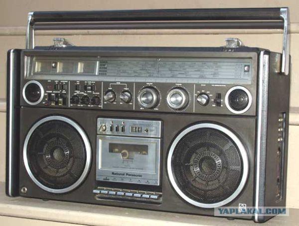 """Японские магнитофоны 70-80х годов стоили, как """"Запорожец"""""""