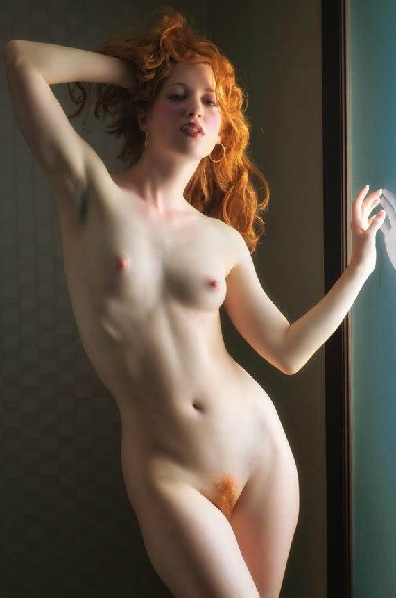 Фото рыжих голых девушек