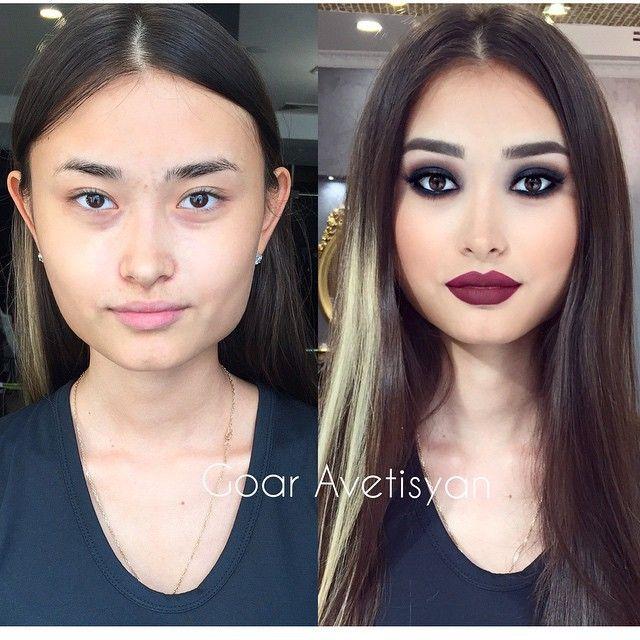 Как сделать яркую внешность