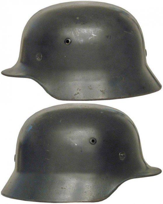 Стальной шлем Тале-Харца
