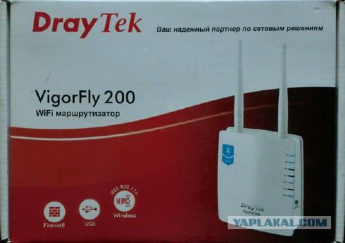DrayTek VigorFly 200