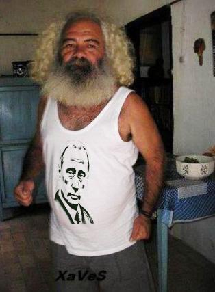 Карл Маркс жив?