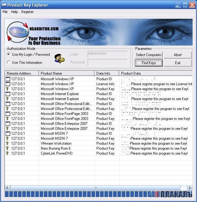 Product Key Explorer 2.0.3 FULL. Скачать бесплатно Электронная кулинарная книга