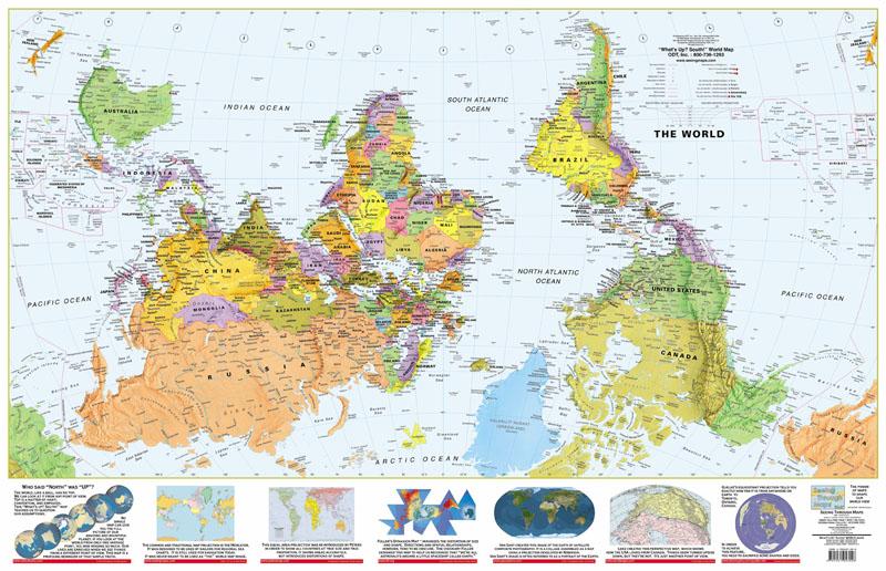 Нужна схема карта мира