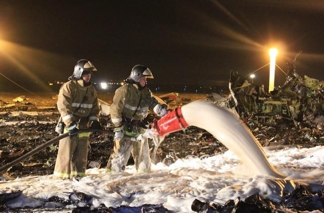 Названа причина крушения  Boeing-737 в Казани в 2013 году