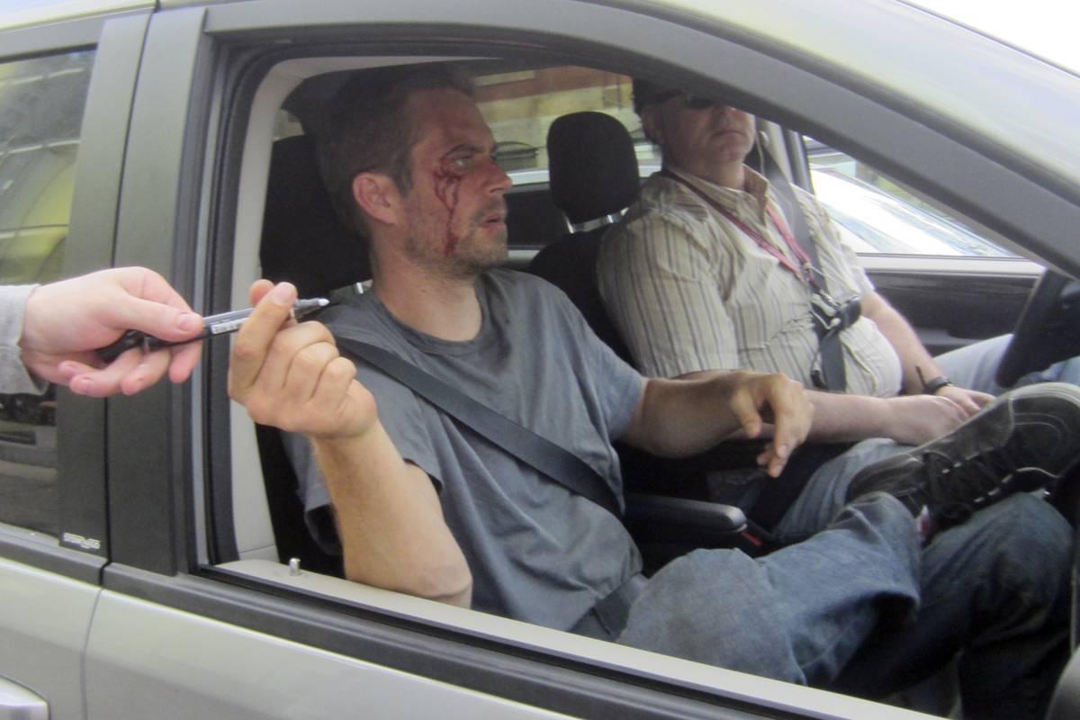 Пол уокер после дтп фото