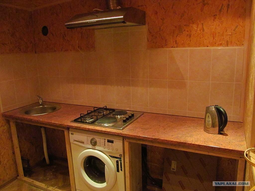 Ремонт на кухне бюджетный своими руками