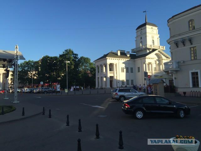 Непутевые заметки о поездке в Минск