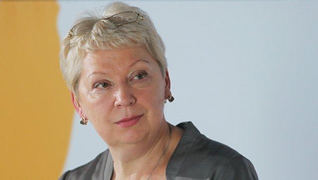 Васильева призвала возродить советские школы