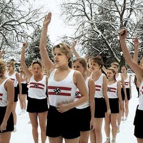 a league of german girls