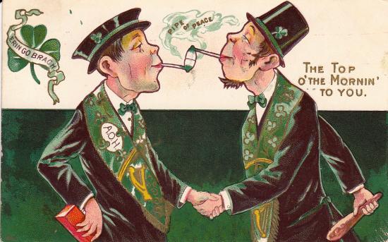 Почему ирландцы не говорят на ирландском
