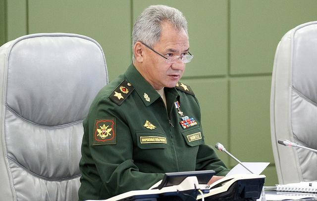 Шойгу заявил об уничтожении ИГ в Сирии в результате российской операции