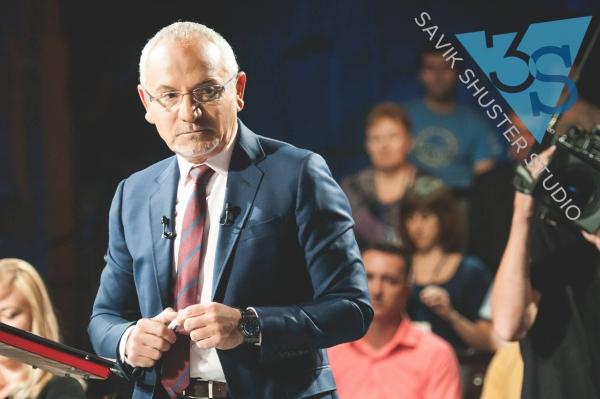 Савик Шустер просится на российское ТВ и обещает