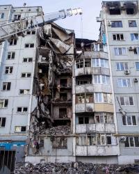 В Волгограде жильцы взорвавшегося дома