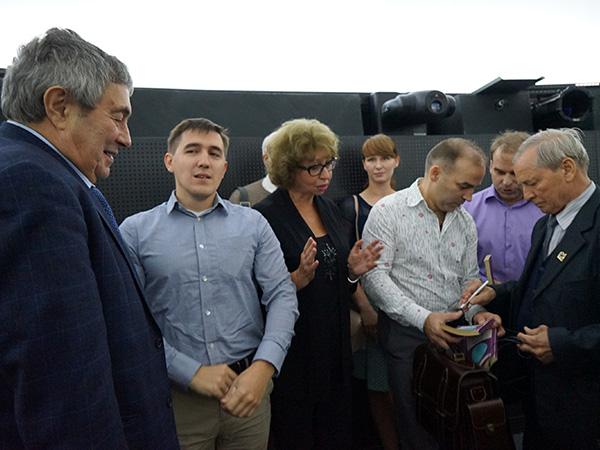 Умер астроном Клим Чурюмов