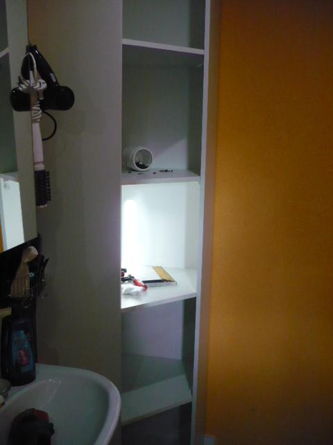 Смастерил шкаф