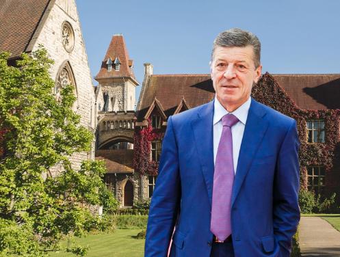 «Хогвартс» для дочери вице-премьера: Дмитрий Козак потратил 100 тысяч фунтов на обучение наследницы в Англии