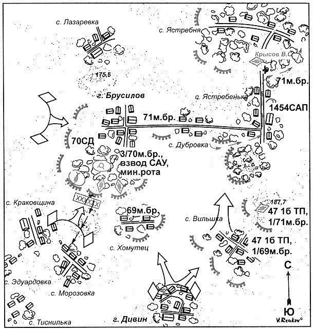 Как советский лейтенант дал пощёчину дивизии сс «Лейбштандарт Адольф Гитлер»