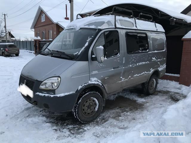 Соболь 4х4 - 2006г - 155 т.руб Самара
