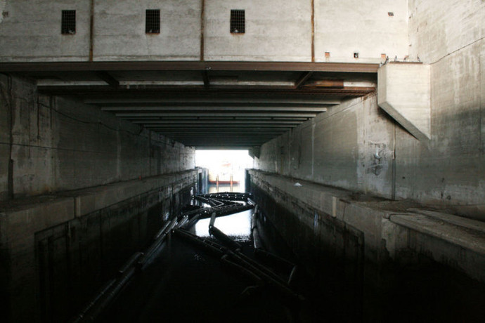 бункеры подводных лодок