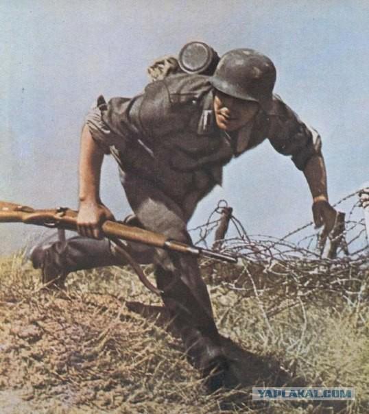 Опыт армий Рейха и СССР на 1941 год