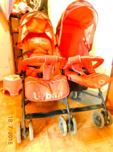 Срочно и дёшево - коляски и вещи