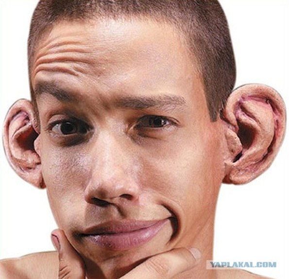 прически для людей с большими ушами