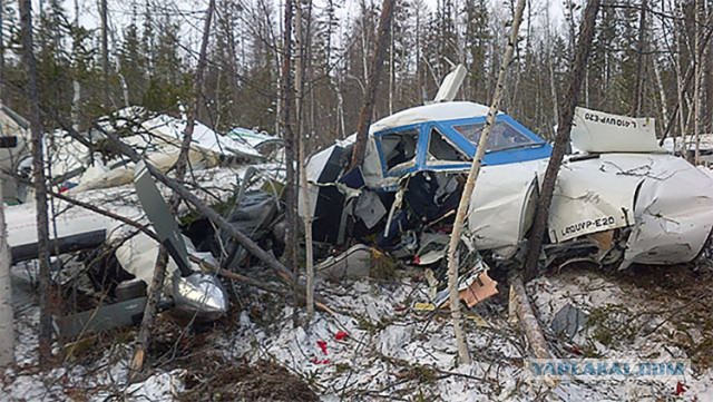 В авиакатастрофе под Хабаровском выжил только ребенок