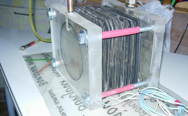 Электролизер водорода своими руками для авто 86