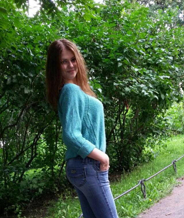 фото одной русской девушки с соц сетях