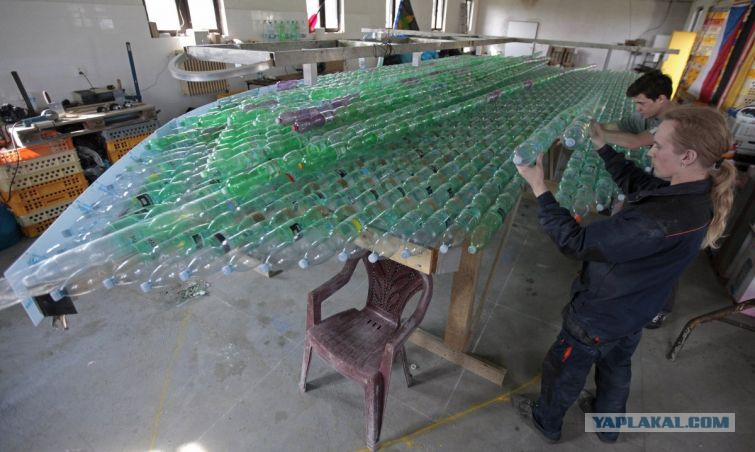 Пластиковые ложки своими руками
