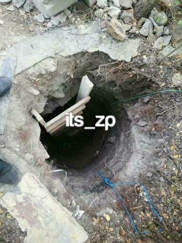 Под Запорожьем мать заключённого за убийства рыла подкоп, чтобы вытащить его из тюрьмы