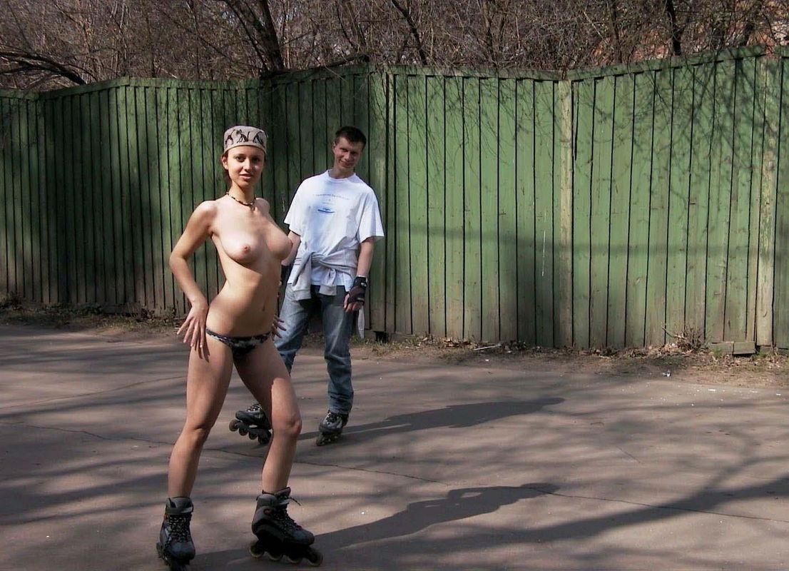 Смотреть порно ролик в парке 20 фотография