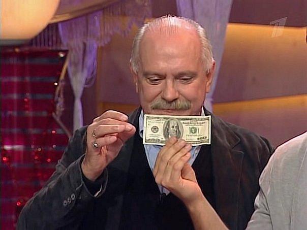 Михалков требует с Hewlett-Packard 114 млн рублей
