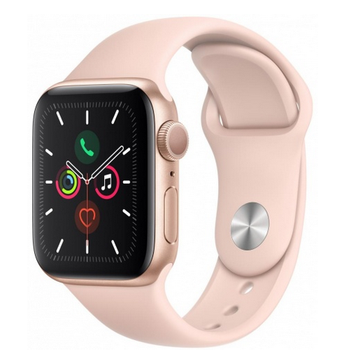 МСК: Apple Watch Series 5 Rose Gold (обмен)