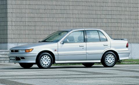 Возвращение Mitsubishi Lancer