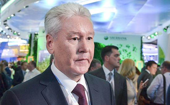 Собянин предложил убрать данные о закупках Москвы с федерального портала