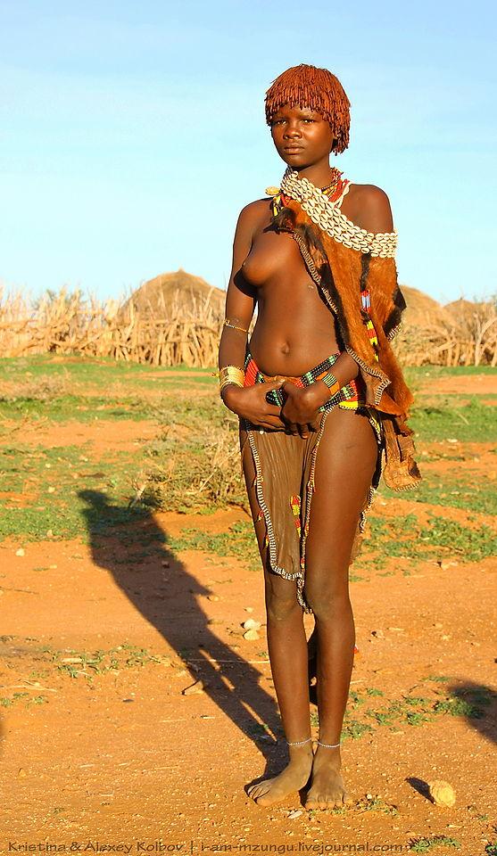 Голые эфиопки фото