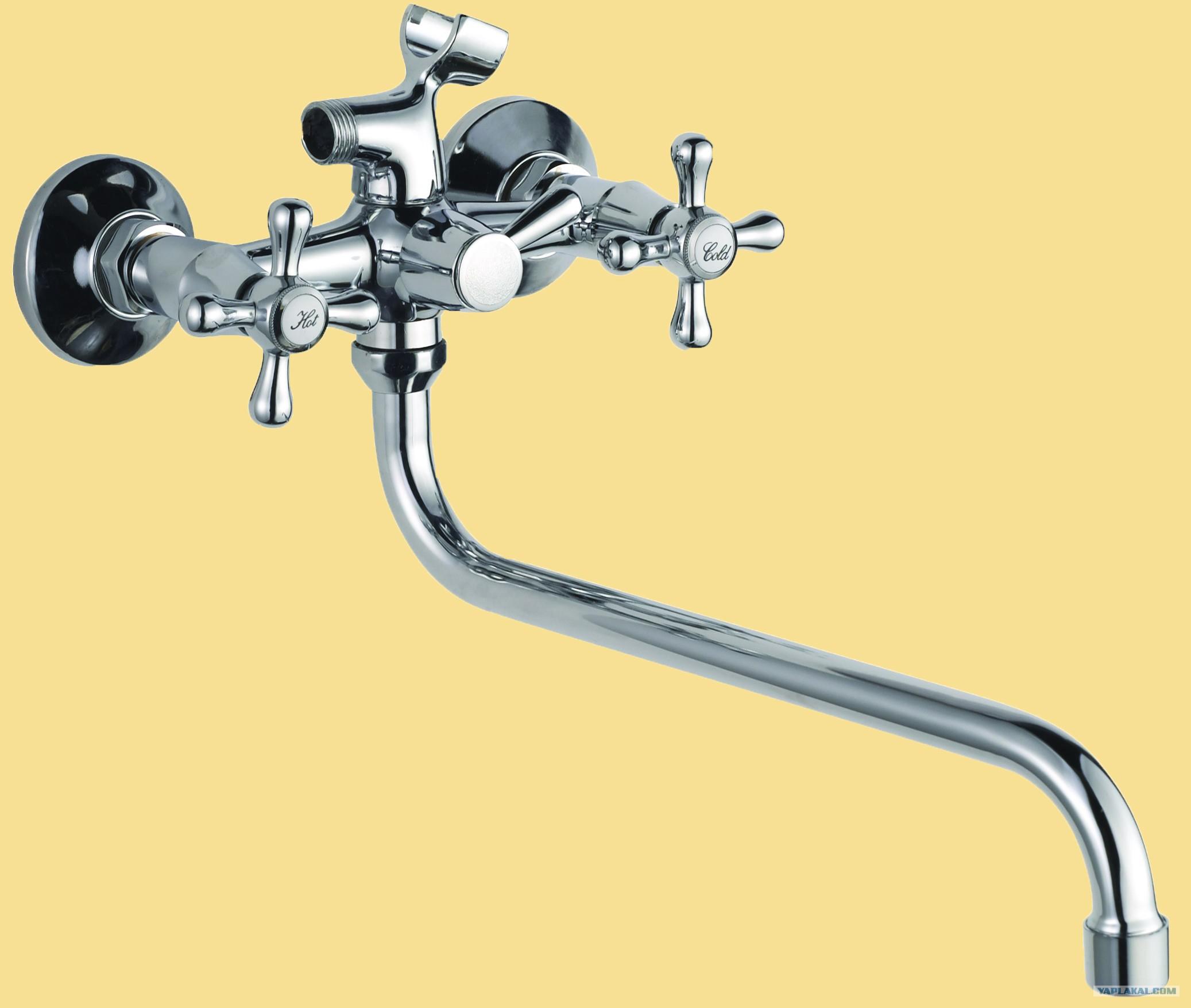Смеситель для ванной с душем ремонт